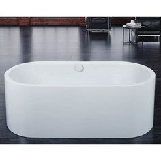 "Kaldewei Centro Duo Oval 67"" x 27.5"" Bathtub"