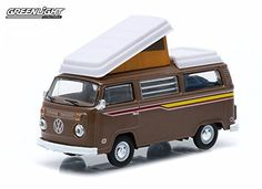 1972 VOLKSWAGEN TYPE 2 CAMPMOBILE * Hobby Exclusive * Greenlight Collectibles 2015 Limited Edition 1:64 Scale Die-Cast Vehicle Greenlight http://www.amazon.com/dp/B015GI2ANK/ref=cm_sw_r_pi_dp_c02Cwb1GW5VWQ