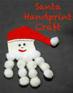 Holiday Handprint