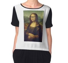 mona lisa, leonardo da vinci, painter, famous painting, hipster t shirts, hipster art prints, modenrn art, hipster t shirts, hipster prints, hipster glasses, funny painting, art, artistic, artist, popular artists, famous painters, mona lisa art print, mona lisa parody, art parody, typography t shirts, cool, retro, fashion, new, original, unique, clever, men, modern, girl, woman, unisex, inspirational, gift, birthday, popular, title, birthday gift,