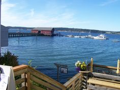 Coupeville on Whidbey Island