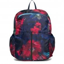 Desigual tmavě modrý batoh Padded Backpack NGarden - 1299 Kč Backpacks, Sport, Bags, Fashion, Handbags, Moda, Deporte, Fashion Styles, Sports