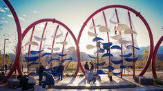 Luckey Climbers: удивительные детские игровые площадки