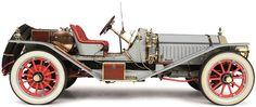 1911 PEERLESS 45-HP MODEL 32 11-LITRE RACEABOUT