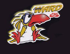 1998 Renthal Larry Ward Decal | Flickr - Photo Sharing!