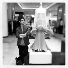 Christian Siriano at NM NorthPark today! #NMDallasNP - @neimanmarcus- #webstagram. I so Miss shopping in Dallas!