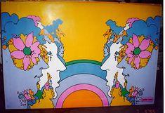 Art/Illustration style identification? - 70s | Ask MetaFilter