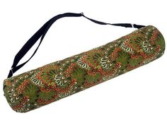 Yoga Mat - Moss Forest Peacock Yoga Mat Bag - Global Groove (Y) - Yoga Mat by DynActive- inch Thick Premium Non Slip Eco-Friendly with Carry Strap- TPE Material The Latest Technology in Yoga- High Density Memory Foam- Non Toxic, Latex Free, PVC Free Art Nouveau, Boho Home, Yoga Mat Bag, Yoga Mats, Free Yoga, Yoga Accessories, Ladies Accessories, Travel Accessories, Mat Exercises