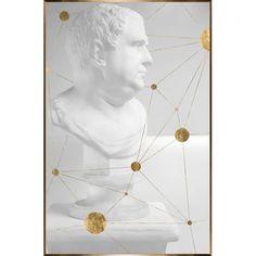 雕像,星,古典,艺术,彩色,金色,装饰,挂画, Statue,Star,Classical,Art,Porcelain,Colorful,Golden,Decorate,Painting