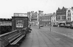 Old black and white photo booth Bangor Northern Ireland, Heaven On Earth, Belfast, Newcastle, Old Houses, Old Photos, Photo Booth, Celtic, The Past