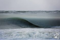 "Dang! Have you ever seen waves get so cold they turn to slurpee? We  haven't. So when surfer/photographer/Stay Wild contributor Jonathan  Nimerfroh showed us these sweet shots he captured in Nantucket we had to  share.  When we asked Jonathan what the fawk this was all about he said, ""Just been  super cold here. The harbor to the main land is frozen solid. No boats  running.But yea, the day after I took these it actually froze up the  shoreline for 200 yards out. Solid ice. I was totally ..."