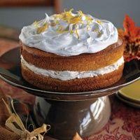 Spiced Pumpkin Cake