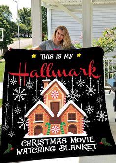 This is my Hallmark Christmas movie watching blanket quilt, hoodie, sweater, longsleeve t-shirt Hallmark Christmas Movies, Hallmark Movies, Christmas Gifts, Christmas Decorations, Xmas, Christmas Ornaments, Holiday Decor, Christmas Outfits, Christmas 2019