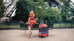 Les housses de valises intelligentes soldées jusqu'à -30% chez BIBELIB