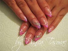 Kristina :):) by danicadanica - Nail Art Gallery nailartgallery.nailsmag.com by Nails Magazine www.nailsmag.com #nailart