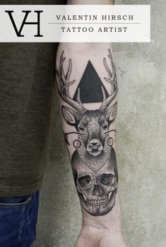 Valentin Hirsch Tattoo-Tattoo-Ink-InkObserver-Surrealism-Blackwork-Dotwork-Berlin-Germany 2