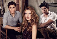 Famous in Love: Bella Thorne on Who Paige Should Choose -- Jake or Rainer?