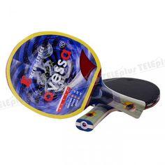 Avessa 5 Yıldız Sportive Masa Tenisi Raketi - Control:6 Speed:18 Spin:18 - Price : TL37.00. Buy now at http://www.teleplus.com.tr/index.php/avessa-5-yildiz-sportive-masa-tenisi-raketi.html