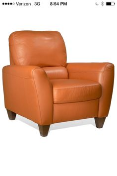 Almafi Leather Recliner   Shop All Living Room   Furniture   Macyu0027s