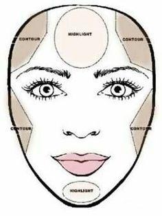 Best makeup for heart shaped faces mugeek vidalondon heart shaped face more foundation urmus Images