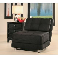 Abbyson Living Aria Convertible Chair Bed | Overstock.com Shopping - Great Deals on Abbyson Living Futons