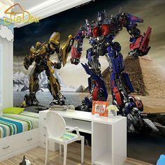 3D Photo Wallpaper Murals For Kids Bedroom Boys Bedroom Non-woven Wallpaper Papel De Parede 3D Wall Mural Wallpaper Custom Size
