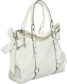 Stylish White Handbags 2013