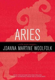 Aries (BOOK)--Each of these elegant little volumes is packed with everything you'd want to know about your Sun Sign from such basics as your ruling planet, symbol, constellation, lucky numbers and birthstone, to keywords and illuminating quotes from the rich and famous who share your sign. Naturally, romance comes into play with suggested amorous combinations for each sign and even an exploration of each sign's distinctive erogenous zones for the benefit of a would-be lover.
