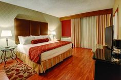 Ramada Toms River (2373 Lakewood Road) Offering a restaurant and a fitness centre, Ramada Toms River is located in Toms River, New Jersey. Free Wi-Fi access is available.  A flat-screen cable TV and air conditioning are included in each room. There is also a coffee machine. #bestworldhotels #hotel #hotels #travel #us #newjersey