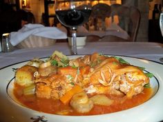 Lapin Chasseur - Rabbit in White Wine with Mushrooms & Assorted Seasonings from Jeanne D'Arc