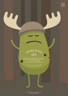 Dumb Ways to Die  - Melbourne Australia's Metro train system Ad
