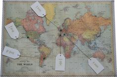 Looking for a World Map table plan? Look no further. Our world map makes a wonderful wedding table plan. Perfect if you have travelled many places together as a couple, or are you having a travel inspired wedding. Diy Wedding Table Plans, Seating Plan Wedding, Wedding Ideas, Wedding Inspiration, Seating Plans, Wedding Tables, Wedding Details, Table Seating, Underground Map
