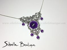 Collier myste (Cg11) - Sibelle boutique