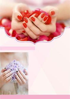 Makeup Price List, Makeup Prices, Nail Salon Design, Flowers Background, Nail Designer, Manicure Y Pedicure, Nails, Banners, Backdrops