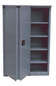 Bi-curious ? Storage Cabinet with Bi Folding doors!