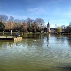 Schlossgarten -  #4 Weekend Activities Karlsruhe, Germany #JetpacCityGuides #Karlsruhe