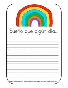 MLK writing paper: Spanish Writing a story I had a dream that one day (in Spanish) Future Tense The post MLK writing paper: Spanish appeared first on Paper Diy. Spanish Classroom Activities, Bilingual Classroom, Kindergarten Themes, Preschool Literacy, Writing Activities, Holiday Activities, Church Activities, Holiday Themes, Holiday Fun