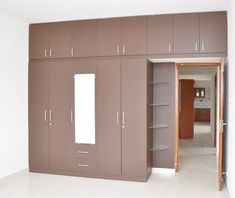 45 Creative Bedroom Wardrobe Design Ideas That Inspire On Like everything else in life, there are those who were born to plan out bedrooms and those who would rather … Master Bedroom Wardrobe Designs, Wall Wardrobe Design, Best Wardrobe Designs, Wardrobe Room, Bedroom Cupboard Designs, Wooden Wardrobe, Bedroom Closet Design, Bedroom Cupboards, Home Room Design