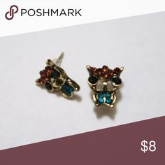 Spotted while shopping on Poshmark: Cute Owl Earrings! #poshmark #fashion #shopping #style #Jewelry