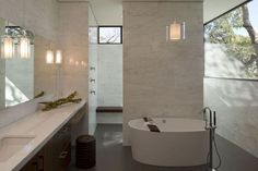30 Marble Bathroom Design Ideas Styling Up Your Private Daily Rituals (via Bloglovin.com )