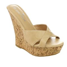 Spirit Moda AVA-4 Women's Fashion Wedges