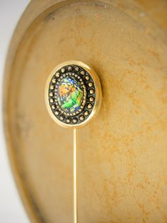 Vintage Dragons Breath Stickpin Gold Filled by NeatstuffAntiques, $55.00