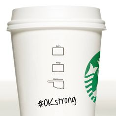 Free Starbucks Coffee with Donation!