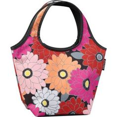 Zinnias Lunch Bag
