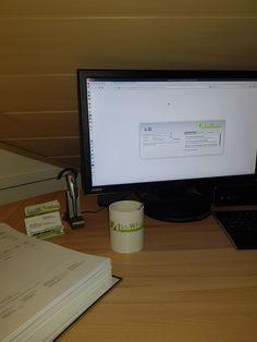 Mit einer frischen Tasse Kaffee an den Jahresabschluss... Natürlich mit JooWI online... https://joowi.de/de/