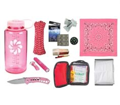 Last Ditch Survival Kit - FOR HER