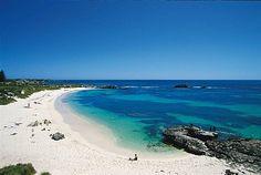 Rottnest Island in Western Australia=pure bliss