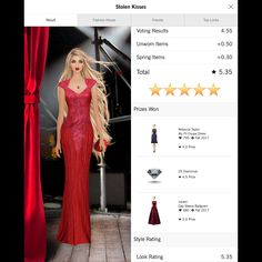 STOLEN KISSES #CovetFashion #CrowdStar #GluMobile #CovetFashionDaily #CovetBackstage #CovetResults #CovetAddicts #Covet #CovetFashionCommunity #Fashion #Fashionista #FashionDesigner #FashionStyle #FashionBlogger #FashionWeek #NYFW #FashionGram #Designer #Modeling #Model #Milan #NycFashion #Stylist #Style #ParisFashionWeek #GlamSquad #Vogue
