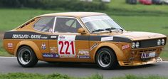 1972 Fiat 128 Abarth Coupe