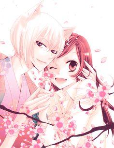 Tomoe x Nanami♡ Anime: Kamisama Hajimemashita
